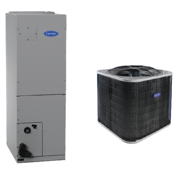 Carrier 1.4 Tons Ducted Air-Cooled Split-System Puron® (R-410A) Refrigerant (38KDMT18N-718/42K)