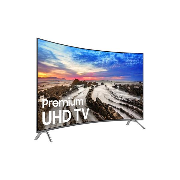 "Samsung 65"" Class MU8500 Curved 4K UHD TV (UA65MU8500)"