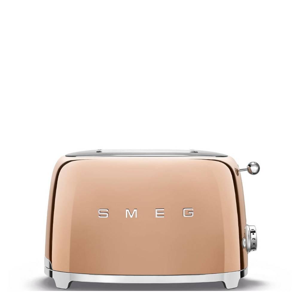 Smeg 2 Slice Toaster TSF01RGUK