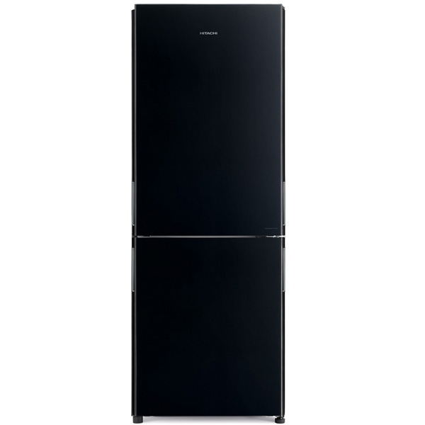 Hitachi 410 Litre French Bottom Freezer Refrigerator - RBG410PUK6GBK