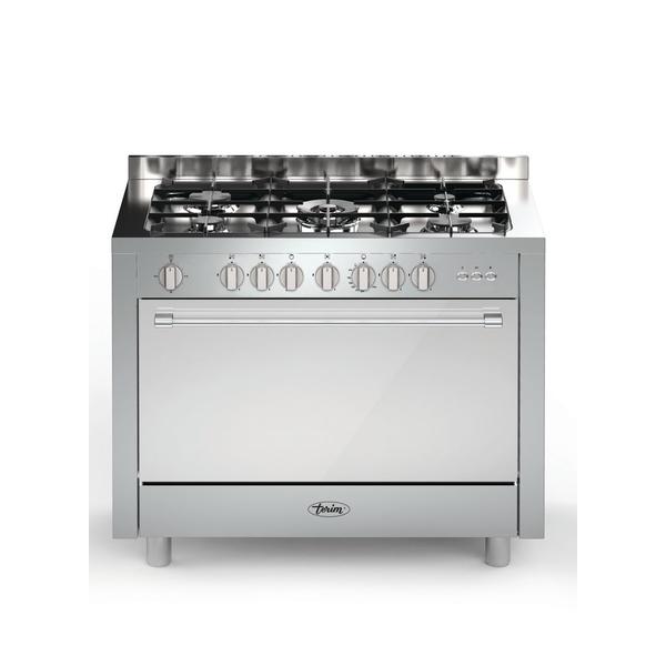 Terim 100 x 60cm Professional Cooker (TERIMPROF165GGX7)