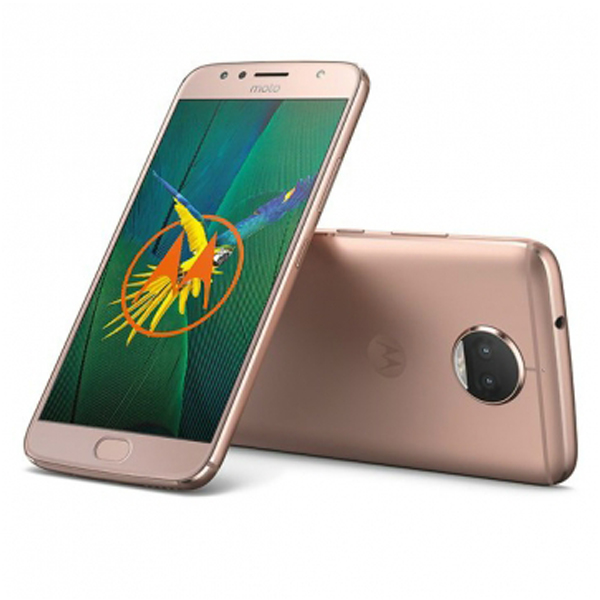 MOTOROLA MOBILE PHONE / MOTO G5S PLUS [XT1805],5.5'',DUAL SIM,32GB ,ANDROID 7.1,GOLD (MOTOG5SPLUSW-GD)