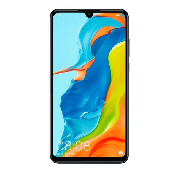 "Huawei P30 Lite Mobile Phone 6.15"", 128GB, Android Black (P30Lite-BK)"