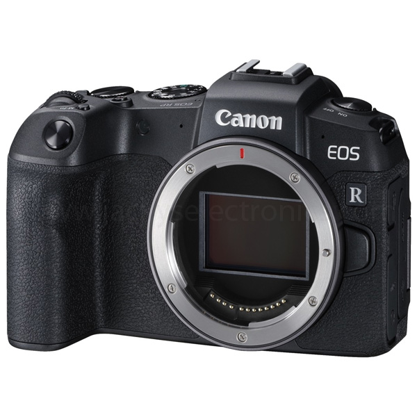 Canon EOS RP Body + RF 24-105mm f/4L IS USM lens + Mount Adaptor EF-EOS R
