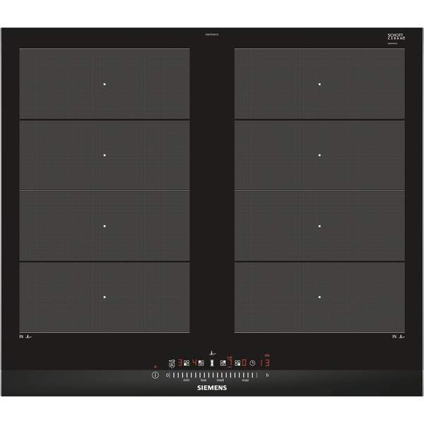 Siemens 4 Induction with 2 Flex Zones Hob 60cm (EX675FXC1E)