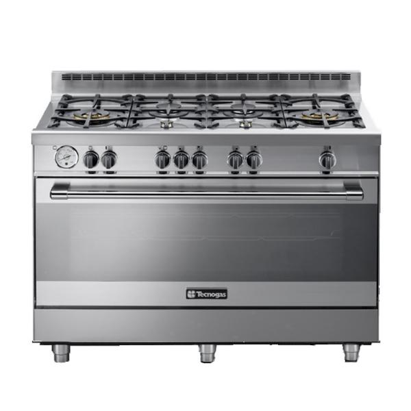 Tecnogas Gas Cooker Pro STRETCH Tecnogas(PS1X12G6VC)