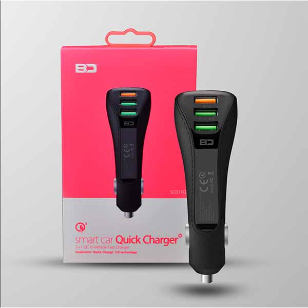 BLUEDIGIT CAR CHARGER BLUEDIGIT (SC011Q)