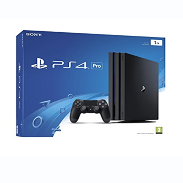 Sony PS4  PRO 1TB Gaming Console (PS4/1TB-PRO)