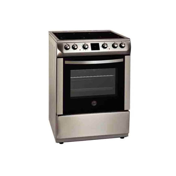 Hoover 4 Burner Ceramic Cooker With Electric Oven - FVC6601S