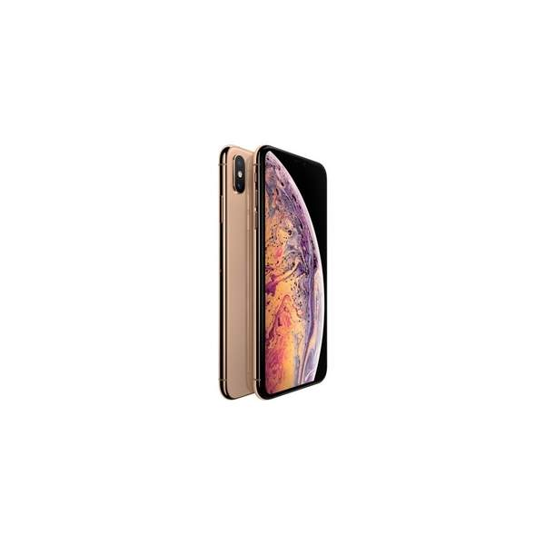 Apple iPhone Xs Max 256GB Smartphone, Gold (​IPXSM-256GBGD-EC)