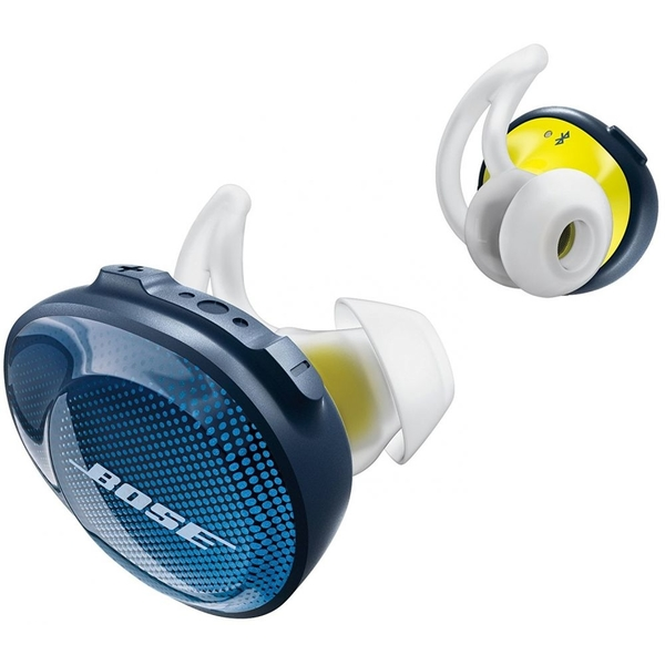 Bose SoundSport Free Truly Wireless Sport Earbuds (BOSETRULY-BLU-EC)