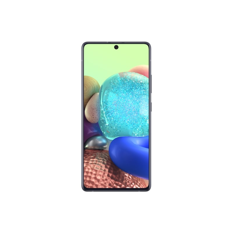 "Samsung Galaxy A71 6.7"", Dual Sim, 5 LTE, 8GB, 128GB Smartphone Black (SMA716BZKUXSGW-AA)"