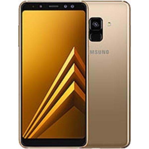 Samsung A6 (2018) 64GB Smartphone, Gold (SMA600FW-64GBGD)