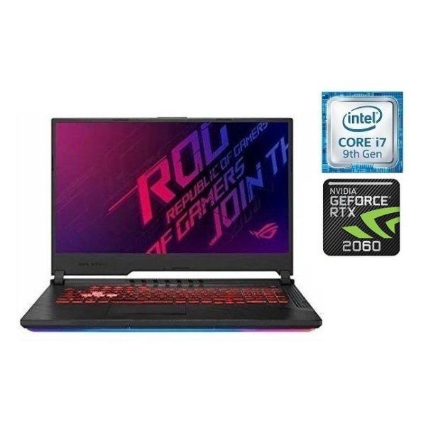 Buy Asus ROG Strix G G731GV-EV132T Gaming Laptop – Core i7-9750H ...