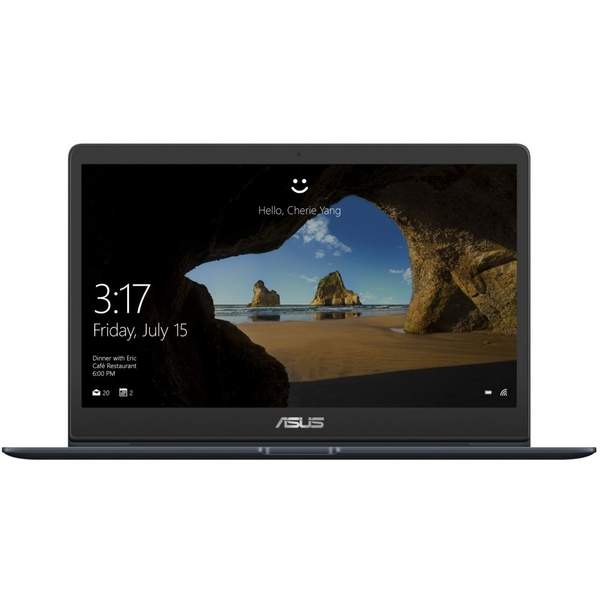 Asus ZenBook 13 Laptop, Intel Core i7-8550U, 13.3-Inch FHD, 512GB SSD, 8GB RAM, Windows 10, Blue (UX331UAL-EG013T)
