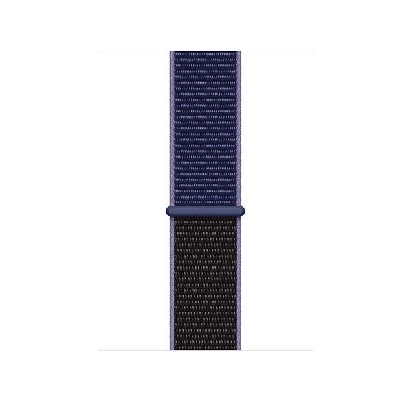 Apple 44mm Midnight Blue Sport Band - S/M & M/L (MTPX2ZE/A)
