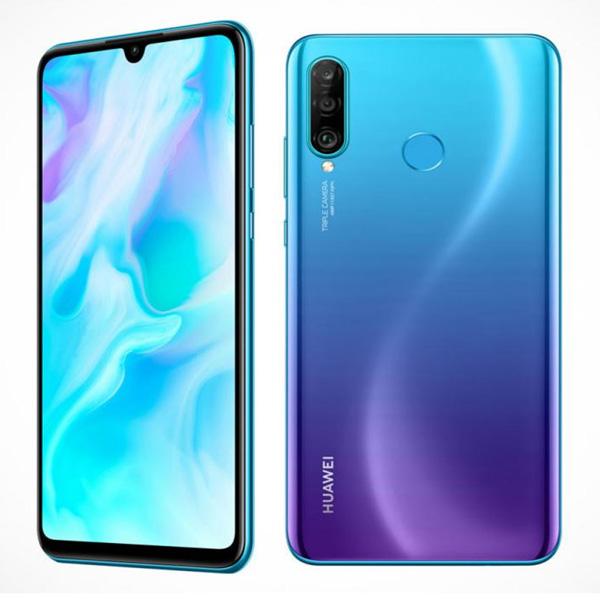 HUAWEI MOBILE PHONE / P30 LITE ,6.15'',128GB, ANDROID O , BLUE P30LITE-BL