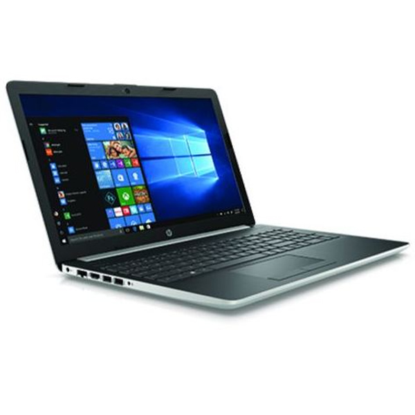 HP 15-DA2332NE Laptop – Core i3 2.1GHz 4GB 512GB Shared Win10 15.6inch HD Natural Silver (15-DA2332)
