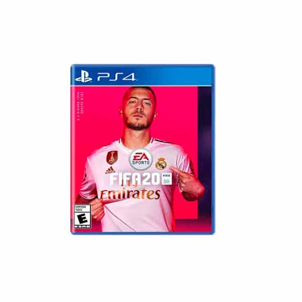 FIFA 20 Standard Edition (EU-English/Arabic) - PlayStation 4 (FIFA20GAME-EC)