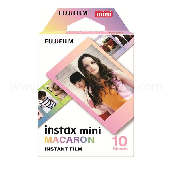 Fujifilm Instax Mini film 10 sheets (Macaron) INSTAXMINI10-MACARON