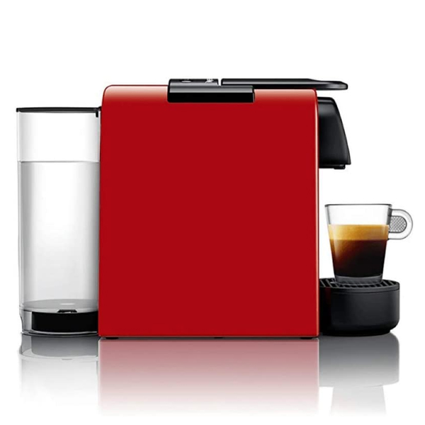 Buy Nespresso Essenza Mini D30 Red Coffee Machine (D30-ME ...