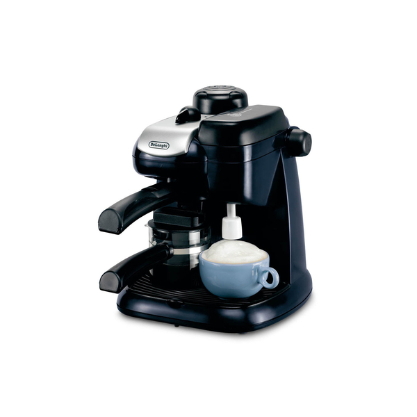 De'Longhi Steam Coffee Maker - Black (EC9)