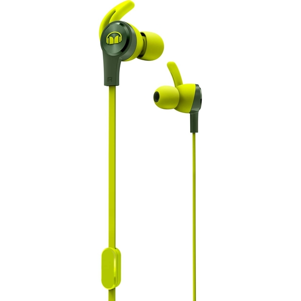 Monster iSport Achieve In-Ear Sports Headphones (137091-00)