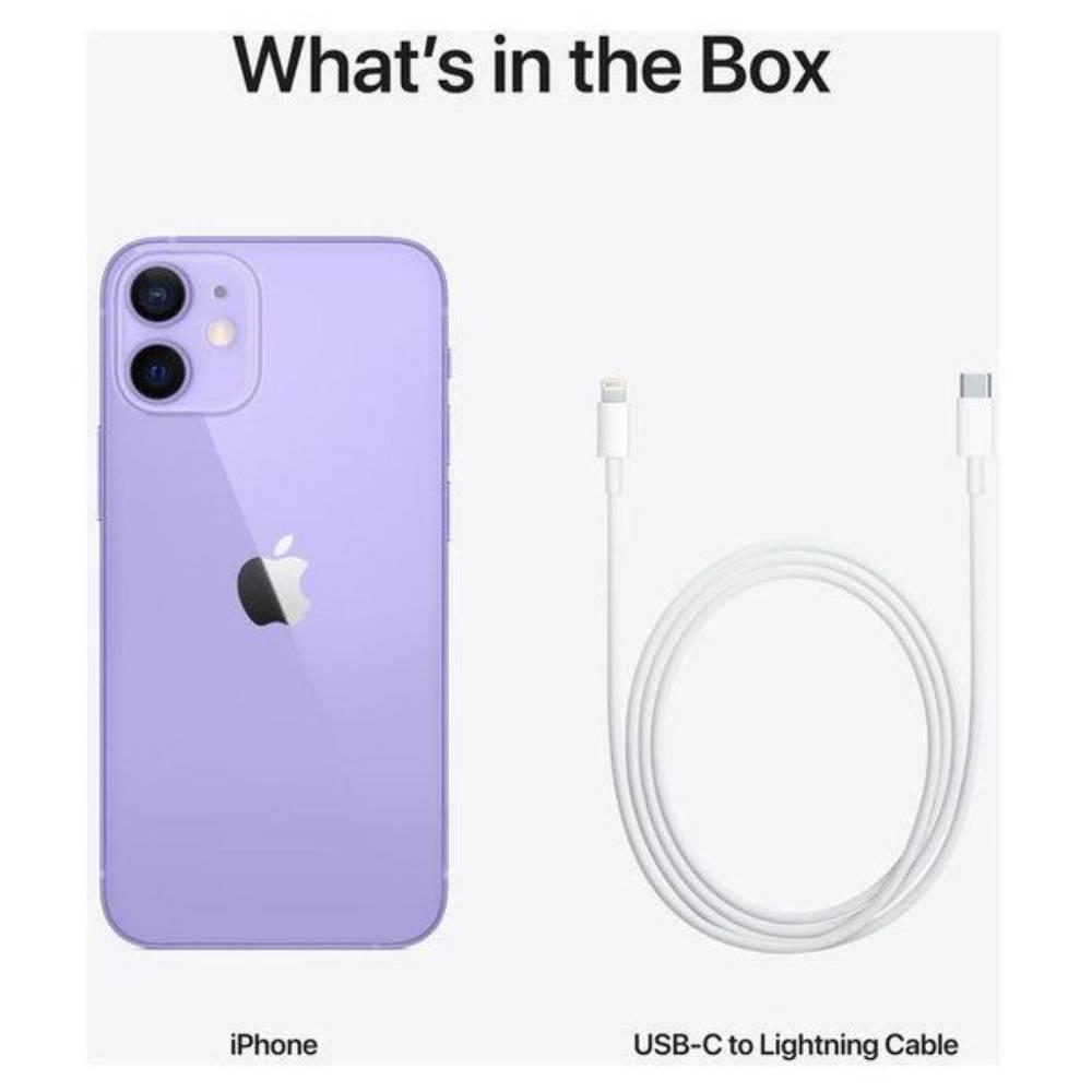 Apple iPhone 12 Mini 128GB Purple MJQG3AA/A