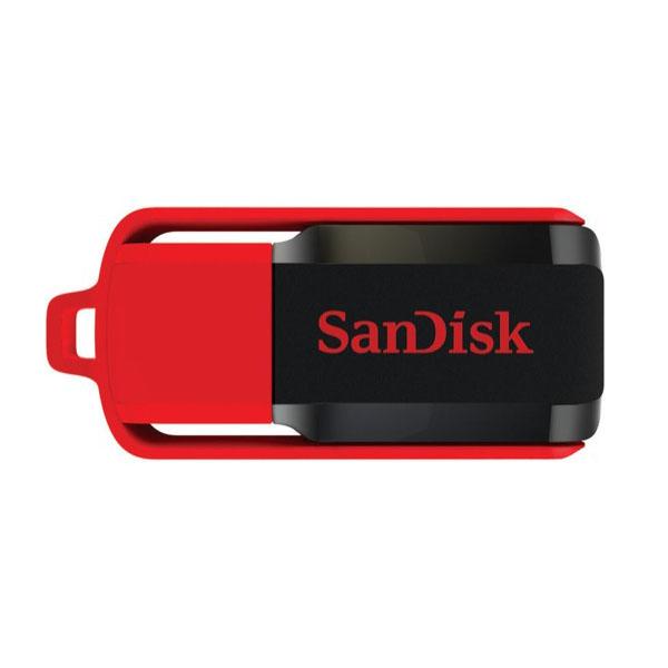Sandisk Cruzer Switch 64GB Flash Drive (SDCZ52-064G-B35)
