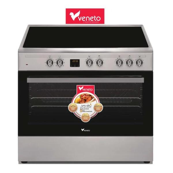 Veneto 5 Ceramic Hobs Cooker (N1X96EVTC.VN)