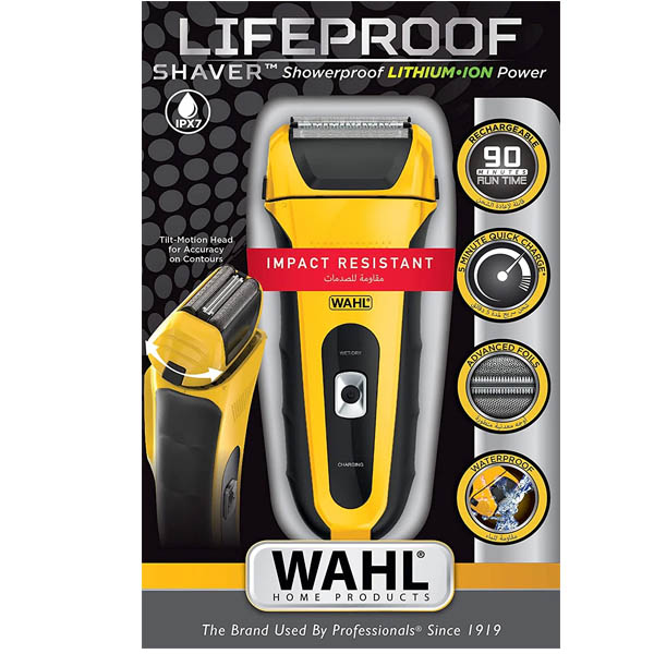 WAHL LIFE PROOF SHAVER (WAHL7061-127)