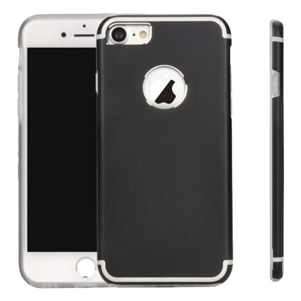 My Candy iPhone 7 Titanium back case - Black (ACMYCIP7TTBLK)