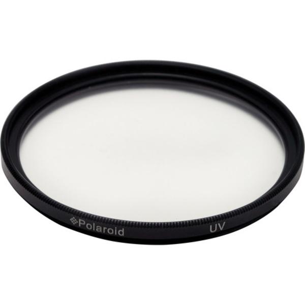 Polaroid 77mm Multi-Coated UV Protector Filter (PLFILUV777)