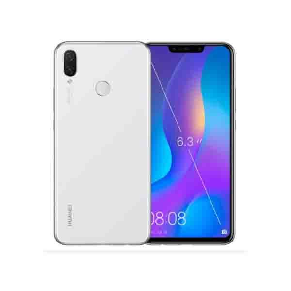 Huawei Nova 3i Smartphone, Pearl White (NOVA3IWH)