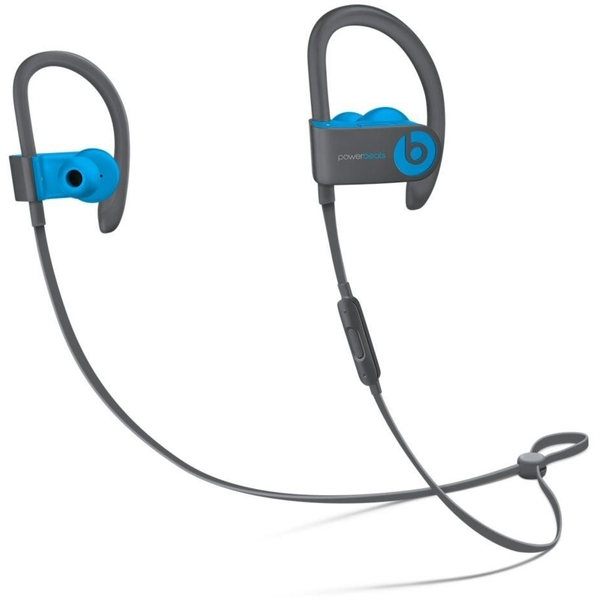 Beats Powerbeats 3 Wireless In Ear Stereo Headphones - Flash Blue (A1747-FB)
