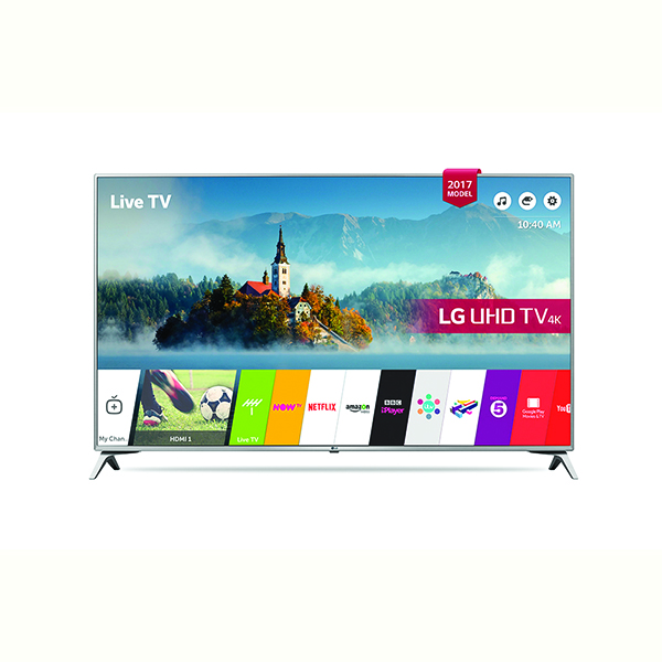 "55"" LG ULTRA HD 4K TV (55UJ651V)"