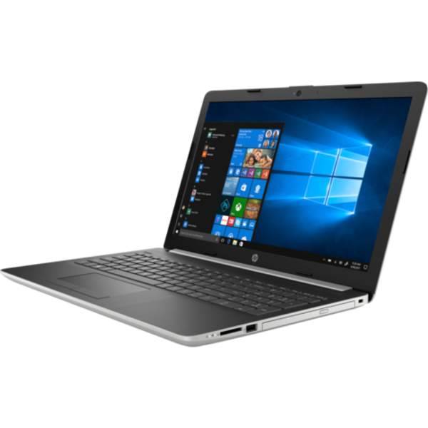 HP Notebook 8th Gen, 15.6 Inch, Intel Core i7-8550U, Upto 4GHz, 8GB RAM, 1TB HDD, Win 10, Silver (15-DA0023)