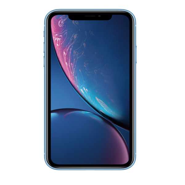 Apple iPhone XR 64GB Smartphone, Blue (IPXR64GB-BL)