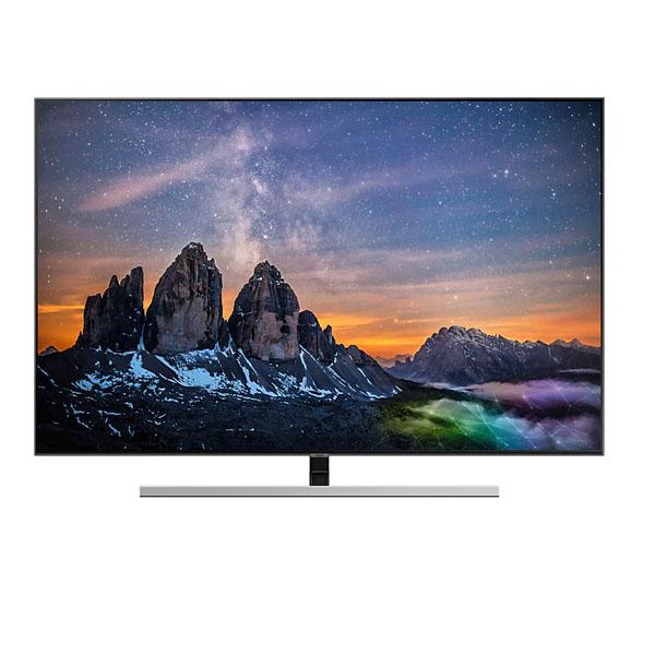 """Samsung 55"""" Q80 Flat Smart 4K QLED TV 2019 (QA55Q80R)"""