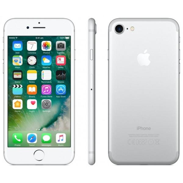 Apple iPhone 7 128GB - Silver (IP7-128GBSL-EC)