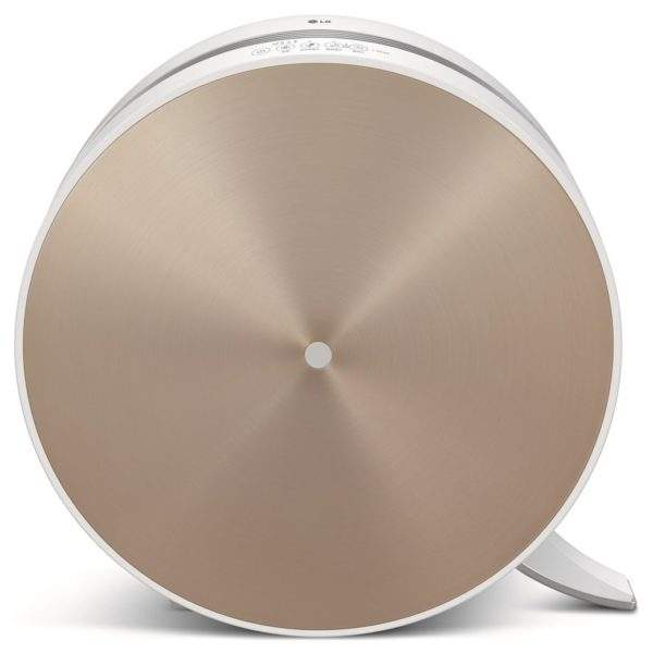 LG Puricare - Monblac P, Triple Care Filter with Ionizer (AS40GVGG0)