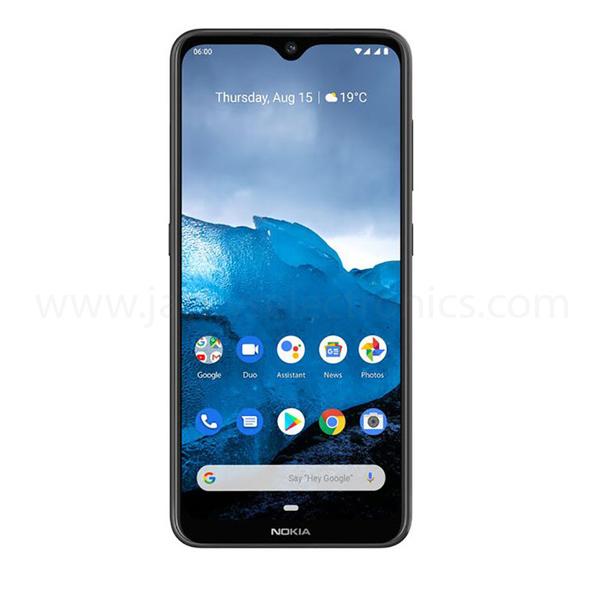 Nokia 6.2 64GB Smartphone LTE, Ceramic Black (NOK-6.2-TA1198-64GB-BK)