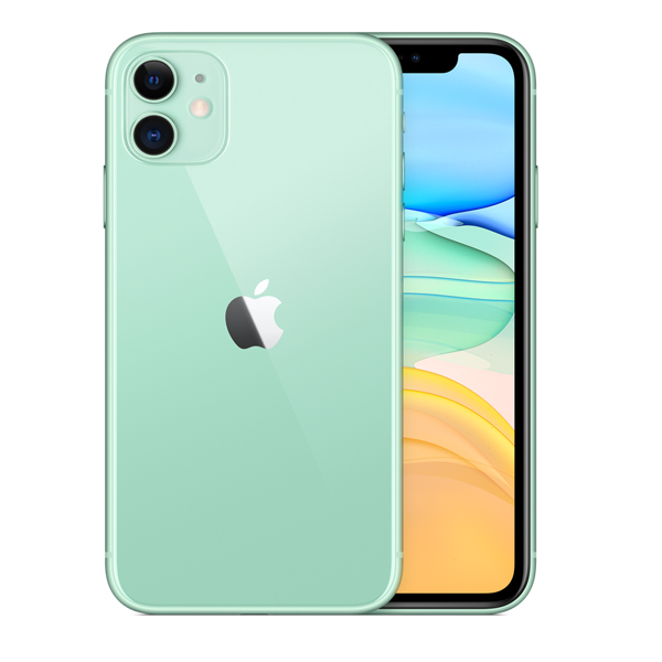 Apple IPhone 11 64 GB Green (MWLY2AE/A)
