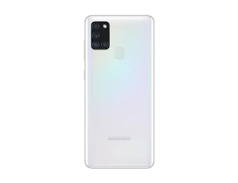 Samsung Galaxy A21s White Memory  128GB, RAM 4 GB SMA217F-128GBW