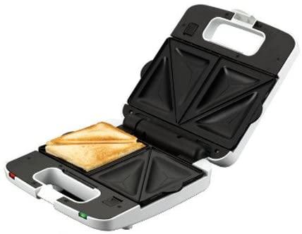 Kenwood Sandwich Maker Grill Graddle, White, SM640