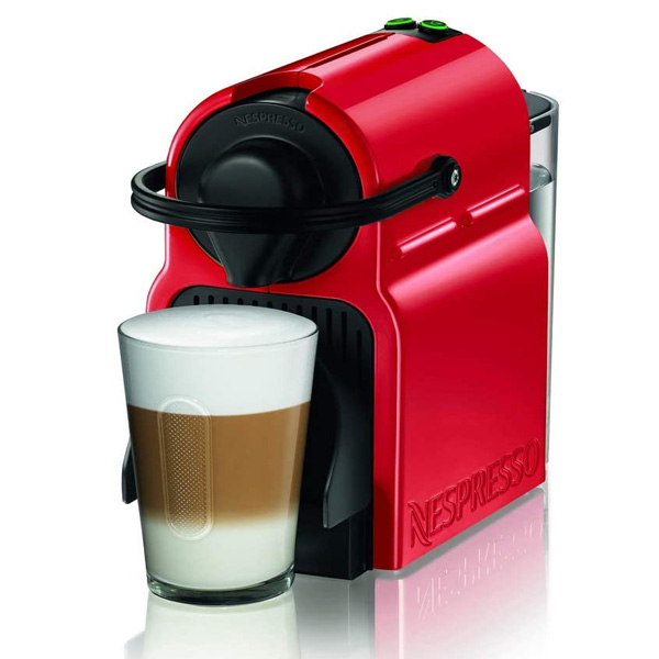 Nespresso Inissia C40 Black Coffee Machines (C40-ME-RE-NE)