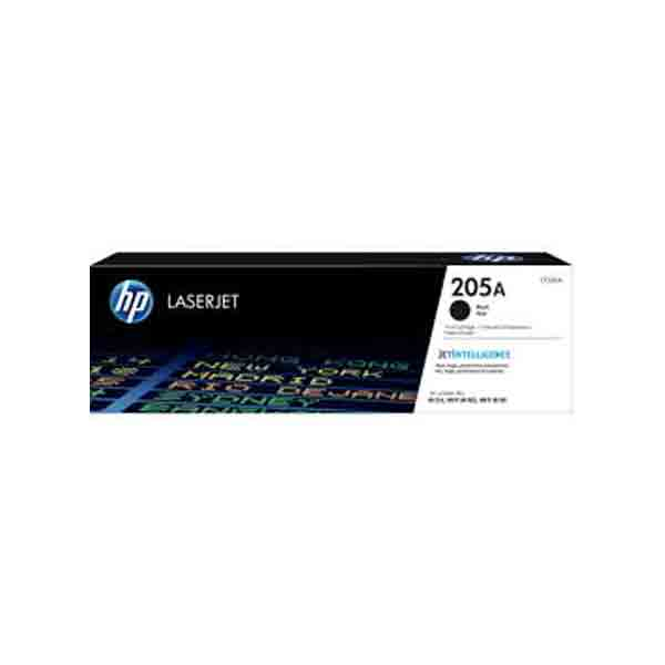 HP 205A Black Original LaserJet Toner Cartridge CF530A