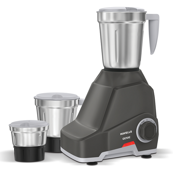 Havells Super Mix Nv 500w Mixer Grinder Ghfmgbpo050