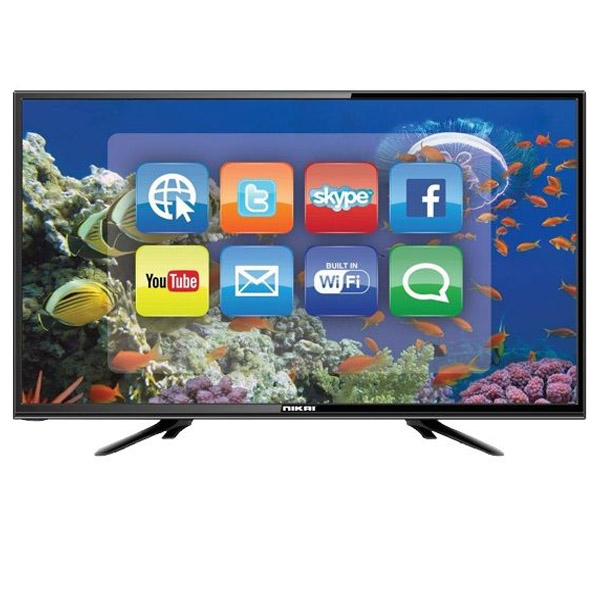 "Nikai 65"" UHD SMART LED TV UHD65SLED"