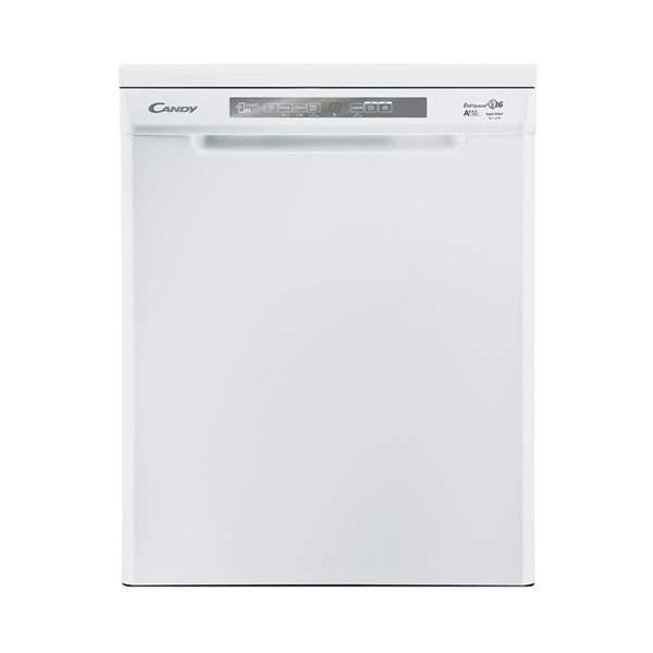 Candy Smart Dishwasher - White (CDP3T623DFW-19)